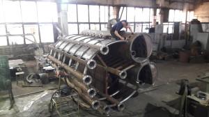 20170720 081433 300x168 Фото галерея промышленных твердотопливных и электрических парогенераторов ТМ ТеСи