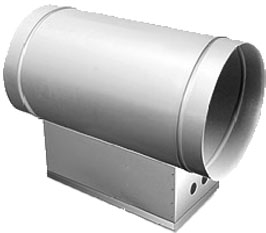 kanaln Канальные нагреватели воздуха «Теси» круглого и прямоугольного сечения