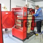 Парогенератор ТеСи 15 150x150 Парогенератор промышленный для пищевой промышленности установленный на заводе Злагода