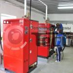 Парогенератор ТеСи 16 150x150 Парогенератор промышленный для пищевой промышленности установленный на заводе Злагода