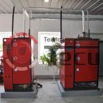 Парогенератор ТеСи 25 150x150 Парогенератор промышленный для пищевой промышленности установленный на заводе Злагода