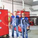Парогенератор ТеСи 29 150x150 Парогенератор промышленный для пищевой промышленности установленный на заводе Злагода