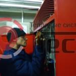Парогенератор ТеСи 33 150x150 Парогенератор для «Скопски Легури» (ферросплавный завод), Скопье, Македония