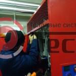 Парогенератор ТеСи 34 150x150 Парогенератор для «Скопски Легури» (ферросплавный завод), Скопье, Македония