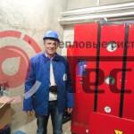 Парогенератор ТеСи 38 150x150 Парогенератор для «Скопски Легури» (ферросплавный завод), Скопье, Македония