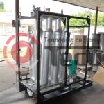 Парогенератор ТеСи 43 150x150 Фото галерея промышленных твердотопливных и электрических парогенераторов ТМ ТеСи