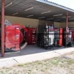 Парогенератор ТеСи 45 150x150 Фото галерея промышленных твердотопливных и электрических парогенераторов ТМ ТеСи