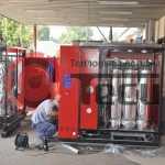 Парогенератор ТеСи 55 150x150 Фото галерея промышленных твердотопливных и электрических парогенераторов ТМ ТеСи