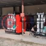 Парогенератор ТеСи 74 150x150 Фото галерея промышленных твердотопливных и электрических парогенераторов ТМ ТеСи