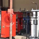 Парогенератор ТеСи 75 150x150 Фото галерея промышленных твердотопливных и электрических парогенераторов ТМ ТеСи