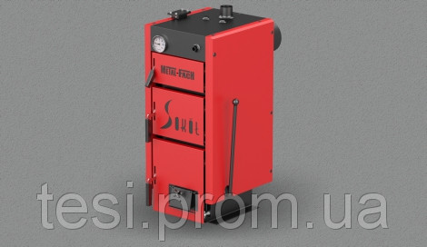 102980091 w640 h640 se08 2 Котел твердотопливный Metal Fach Sokol SE 8 (11 кВт до 80 м2)