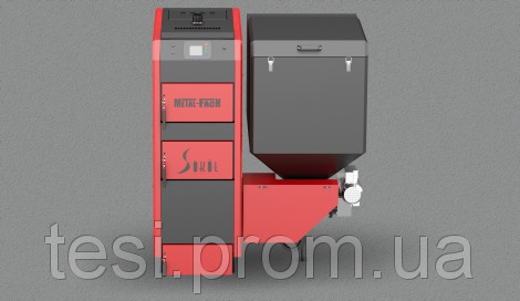 103764214 w640 h640 seg bio 1 Котел твердотопливный Sokol SEG BIO 14 (14кВт до 170 м2) с пеллетной горелкой