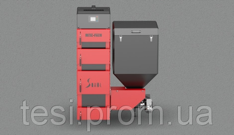 103800895 w640 h640 sd duo 1 Котел твердотопливный Metal Fach SD DUO 25 (25 кВт 200 280 м2) с ретортной горелкой