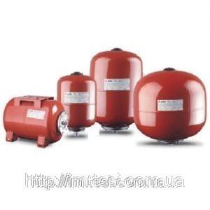 38333530 w640 h640 cid314446 pid3764327 95d07200 Гидроаккумуляторы для систем водоснабжения Elbi AC   GPM 25, 24 л. горизонтальный