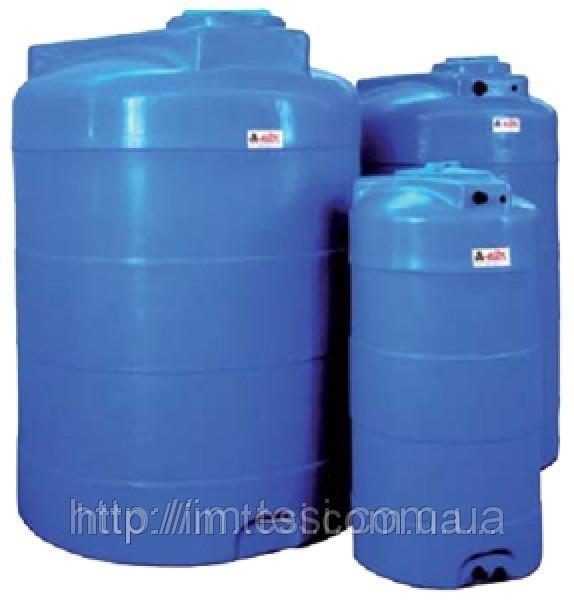 38333714 w640 h640 cid314446 pid3764583 fae73b53 Накопительный бак для воды и других жидкостей ELBI CV 1000, емкость 1000л, круглый вертикальный