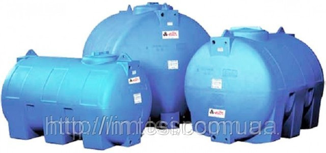 38335049 w640 h640 cid314446 pid4807119 61354d58 Накопительный бак для воды и других жидкостей ELBI CHO 1000, емкость 1000л, круглый горизонтальный