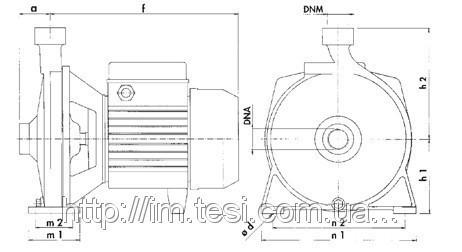 38335722 w640 h640 cid314446 pid5448639 d35e3c21 Центробежный насос с одним рабочим колесом, СМР76 пласт., 0,55,кВт