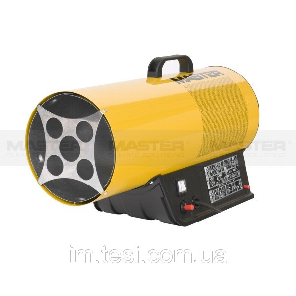 38448783 w640 h640 mobilegasheatersblp15m Тепловая пушка MASTER прямого нагрева BLP 33M  (30 кВт,  1000 м.куб/час)газ сжиженый