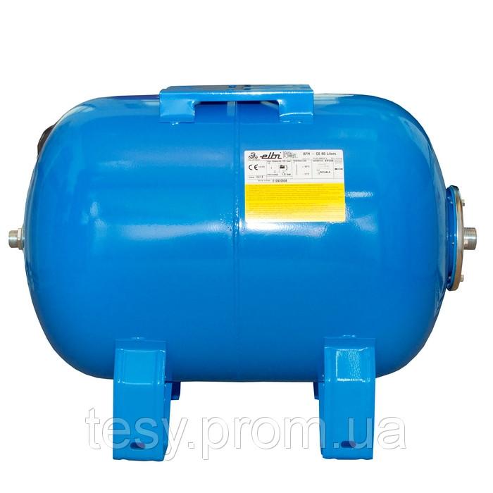 92949271 w640 h640 elbi afh 60 Гидроаккумуляторы для систем водоснабжения Elbi AFH 60, 60 л. горизонтальный