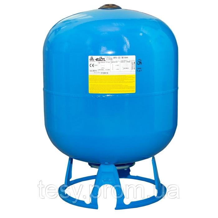 92950034 w640 h640 elbi afv 50 Гидроаккумуляторы для систем водоснабжения Elbi AFV 100, 100 л. вертикальный