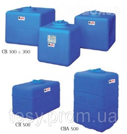 93597716 w640 h640 elbi cb Накопительный бак для воды и других жидкостей ELBI CB 100, емкость 100л, прямоугольный